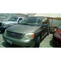 Ford Freestar Lx 2004 7 Pax. $78,000.00 Neg. 9981644302