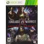 Deadliest Warrior Ancient Combat Nuevo Sellado Xbox 360