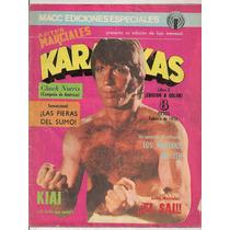 Chuck Norris Revista Artes Marciales Karatekas 1976