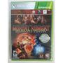 Mortal Kombat Komplete Edition Para Xbox 360 Semi Nuevo