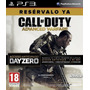 Call Of Duty Advanced Warfare Ps3 + Regalo Zero Binary Games