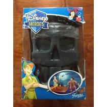 Figuras Disney Heroes Peter Pan Y Capitán Garfio, Piratas.