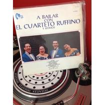 Coma Dj - Cuarteto Ruffino , Acetato - Vinyl - Lp