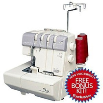 Janome Mylock 634d Overlock Serger Con Self Threading De Baj