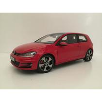 1/18 Volkswagen Golf Gti Mk7 Norev Sistema De Pagos
