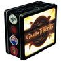 Game Of Thrones - Lunchbox - Lonchera Metalica Importada