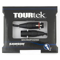 Samsontech 3 Ft. Instrument Cable W/one Right Angle Plug