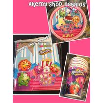 Shopkins Paquete Para 20 Niñas