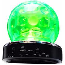 Esfera Rgb Ultra Hypermega Leds En Forma De Bola De Hamsters