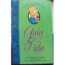 Libro Los Simpson Bart, Guia Para La Vida, Matt Groening