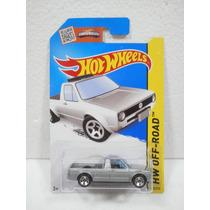 Hot Wheels Camioneta Vw Volkswagen Caddy Gris 124/250 2014