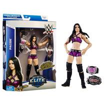 Wwe Mattel Elite Divas Nxt Paige First Time In The Line #34