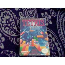 Tetris Caja E Instructivo Nintendo Nes