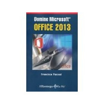 Libro Domine Microsoft Office 2013 *cj