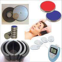 Par Biomagnetico Magnetoterapia Biomagnetismo Kit Completo