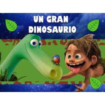 Kit Imprimible Un Gran Dinosaurio Diseña Tarjetas Y Mas