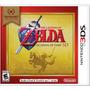 Videojuego The Legend Of Zelda Ocarina Of Time Nintendo 3ds