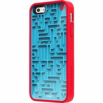 Funda Amazing Iphone 5g Pure Gear Azul Laberinto