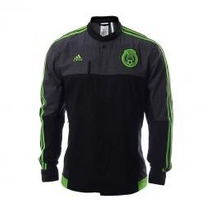 Chamarra Adidas Seleccion De Mexico Anthem 100% Original