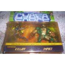 Cyber Force Limited Edition Kill Joy Impac Empaque Maltratad