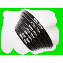 Anillos Adaptadores Para Objetivos De Aluminio Exelente Cali