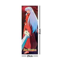 Inuyasha Poster Largo Plastificado Inuyasha Espada