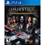 Injustice Ultimate Edition Ps4