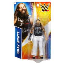 Wwe Figura De Bray Wyatt Serie Basica Mattel