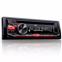 Autoestéreo Jvc Kd-r470 1 Din Cd Usb Aux Mp3 Android Am/fm