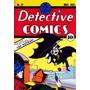 Detective Comics - 1er. Comics De Batman 1939 En Español
