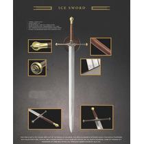 Espada Ice E. Stark Valyrian Game Thrones Entrega Inmediata