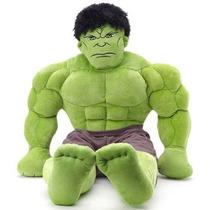 Peluche Marvel Avengers Felpa Hulk Almohada Compinche - 22