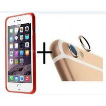 Bumper+aro Anillo De Aluminio Iphone 6 ! El Mejor Precio!!!