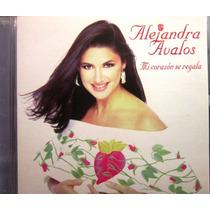 Alejandra Avalos - Mi Corazon Se Regala Importado Usa