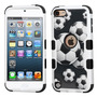 Funda Protector Triple Layer Apple Ipod Touch 5g / 6g Fútbo