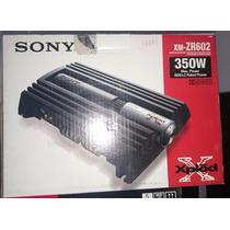 Sony Xplod - Amplificador 350 W Xm-zr602 - Nuevo