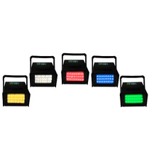 Kit 5 Estrobos Led Disco Flash 24
