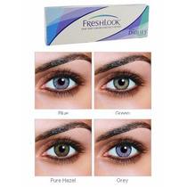 Pupilentes Fresh Look 5 Pares Puedes Combinar Colores ¡¡¡