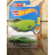 Hot Wheels 69 Dodge Charger Daytona - Muscle Manía 4/10