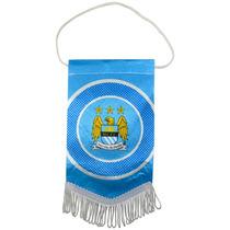 Manchester City Banderín - Diana Mini Fútbol Oficial
