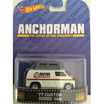 Anchorman 77 Custom Dodge Van - Hot Wheels