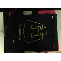 Vendo Playera Nike De Equipo Pumas Original Nueva De Dama