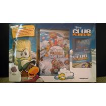 Club Penguin Game Day Nintendo Wii Nuevo Sellado Regalos