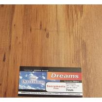 Piso Laminado Dreams 7mm Colocado Oferta Duela Madera