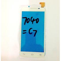 Touchscreen Tactil One Touch Alcatel Pop C7 Ot7040 7040a