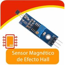 Sensor De Efecto Hall, Para Arduino, Pic
