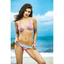 Trajes De Baño - Bikini Mar De Cielo