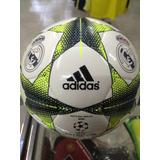 Mini Balon Adidas Ral Madrid Champions Leage Num1  Original