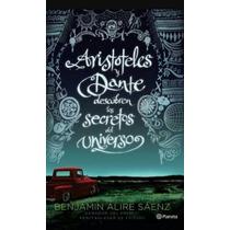 Libro Aristoteles Y Dante Descubren Los Secretos+ Regalo