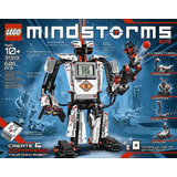 Lego Mindstorms Ev3 Modelo 31313 Robots Nuevo Y Sellado